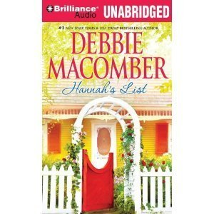 Hannah's List (Blossom Street)- By Debbie Macomber(A)/Fred Stella(N) by Unabridged edition