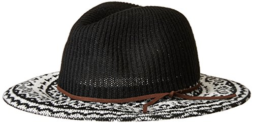 San Diego Hat Company Women's 3.25 Brim Knit Fedora with ...