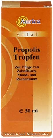 Propolis Aurica 18% Mundtropfen 30 ml