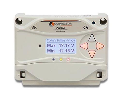 Morningstar Prostar PS-30M Solar Charge Controller / Regulator by Morning Star