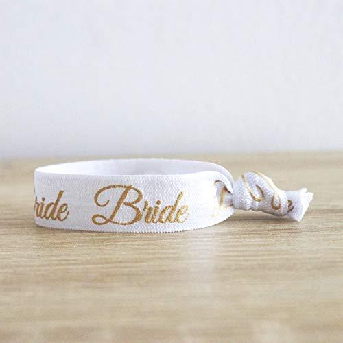 Bracelet EVJFBride dor/é Id/ée cadeau