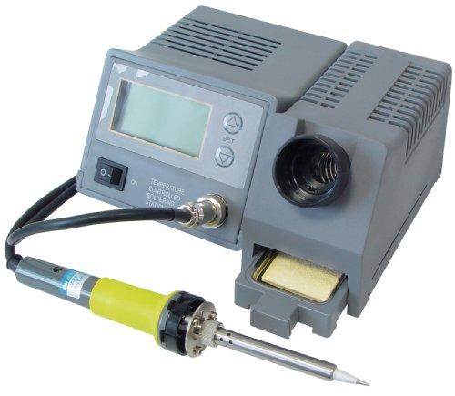 Transmedia Lötstation, elektronisch temperaturgesteuert, LCD-Anzeige, 5% Genauigkeit ZLS2L