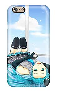 Iphone 6 Case Bumper Tpu Skin Cover For Anime Vocaloid Women Girls Accessories