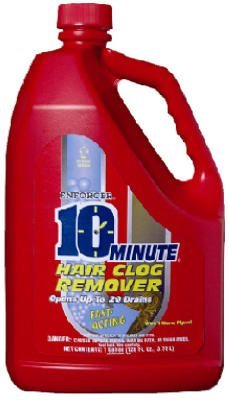 Enforcer Hair Clog Remover 128 Oz by ZEP INC