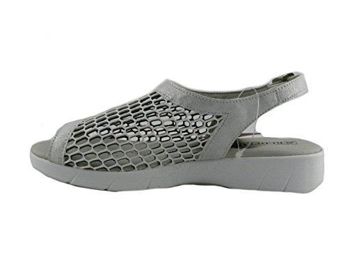 Sensibili Sandalo White Donna Piedi E0094 Antalia Arcopedico Per d1IFwqq