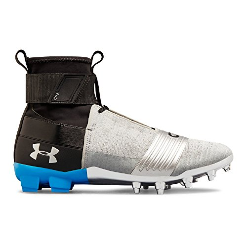 Under Armour UA C1N MC 10.5 Black (Under Armour C1n Mc Mens Football Cleat)