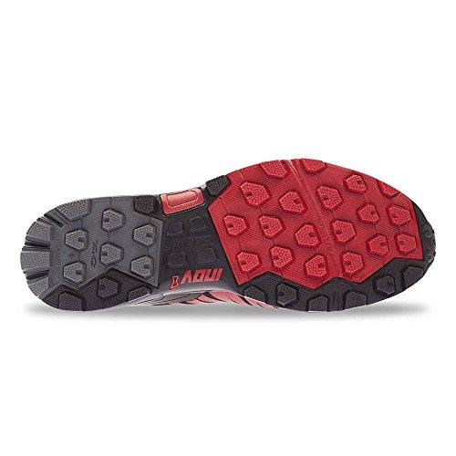 Inov8 Roclite 315 Hombre Ajuste Estándar Zapatillas De Correr Negro/Rojo Negro / Rojo