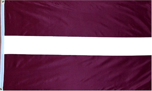 Latvia National Country Flag - 3x5foot poly
