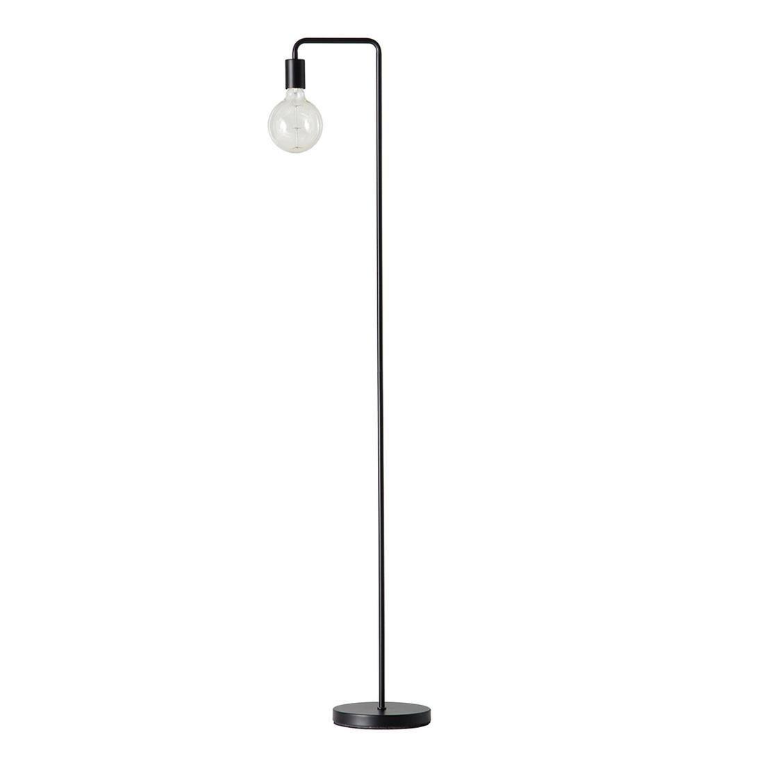 Frandsen Stehlampe COOL Schwarz matt