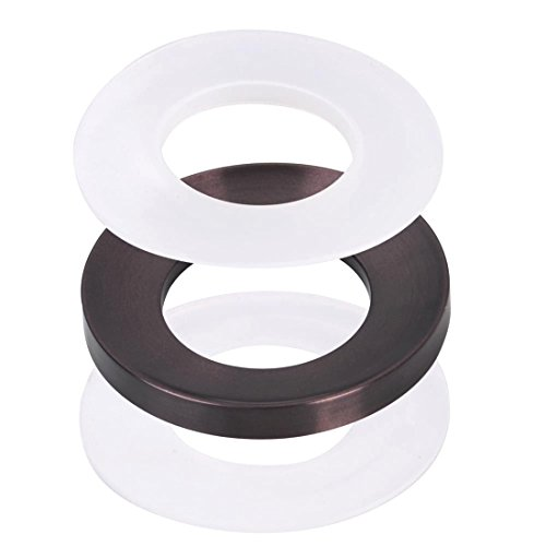 New Oil Rubbed Bronze Mounting Ring For Bathroom Glass Vessel Sink Mount Support Fontaine Glass Vessel Sink