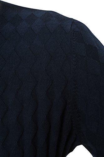 Kangra Pullover Herren Blau 46