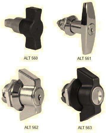 Schl/üssel 5333 Schutz IP 65 ELDON ALT563 Plastikgriff mit Zylinderschloss