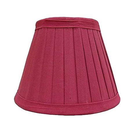 Better & Best 0200129 - Pantalla de lámpara de algodón, con ...