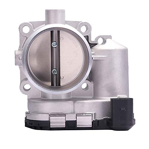 Audi Throttle Body - ECCPP Electric Throttle Body Air Control Assembly Fit for 2000-2006 Audi A4 /2000-2006 Audi A4 Quattro /1999-2005 Volkswagen Passat OE 06B133062B, 06B133062M, 0280750009