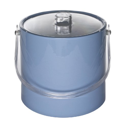 Ice Bucket 730-1 Regency 3-Quart Ice Bucket, Baby Blue