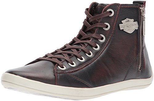 Harley-Davidson Men's Oberlin Work Boot Dark Brown free shipping browse finishline sale online cheap marketable free shipping largest supplier discount amazing price wynL5