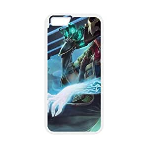Twisted Fate iPhone 6 4.7 Inch Cell Phone Case White DIY Gift pxf005-3693935