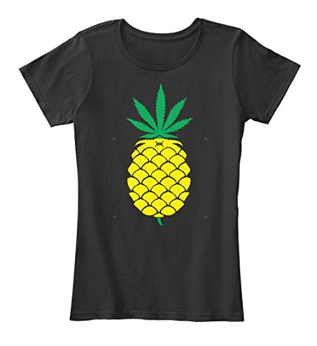 Teespring-Womens-PINEAPPLE-double-meaning-T-Premium-T-Shirt