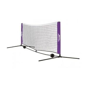 9660f4b2d02 Slazenger Mini Tennis Portable Net (6m)  Amazon.co.uk  Sports   Outdoors