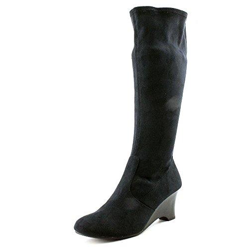Karen Scott Womens Lena Boot Black