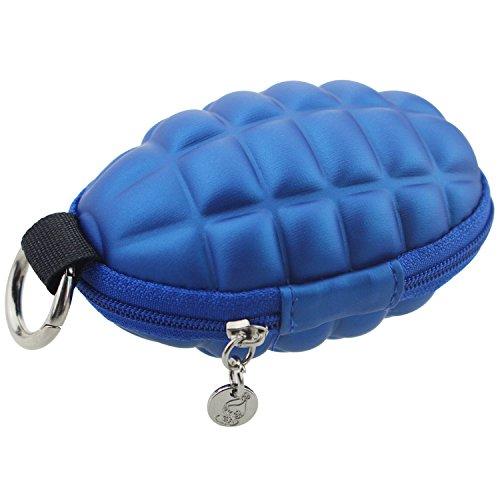 Litop Grenade Style Portable Coin Purse Key Cases