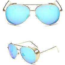 Brand Design Pilot Sunglasses Men and Women Polarized Mirror UV Glass Goggles For Driving Fishing