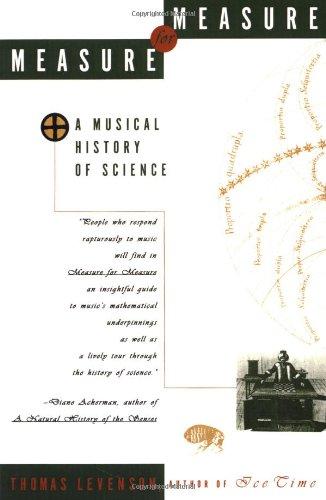 Measure for Measure: A Musical History of Science [Thomas Levenson] (Tapa Blanda)