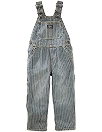 OshKosh B'gosh Baby Boys' Mechanic Tinted Wash Overalls