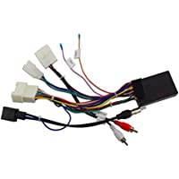 Volsmart Adapter Cable For most Toyota factory JBL amplifier, but not for Toyota Hybrid/SE Car Model