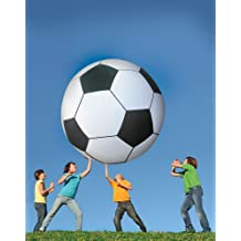 Big Mouth Toys Gigantic 6-Feet Foot Tall Soccer Ball