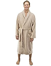 Mens 16oz Turkish Terry Bathrobe