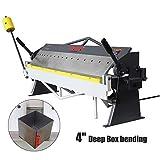 KAKA Industrial BP-1650,50-Inch 16Gauge Box and Pan Sheet Metal Brake