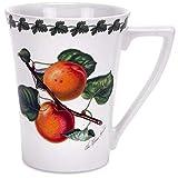 Portmeirion Pomona Mandarin Mug, Set of 6 Assorted