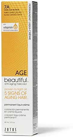 Hair Color: AGEbeautiful