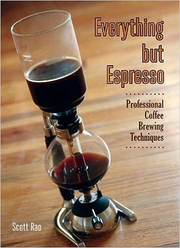 Everything But Espresso Ebook