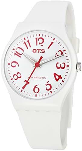 Girls waterproof fashion watches/Simple and elegant quartz watch-A