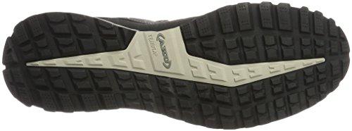 AKU Climatica Suede GTX, Scarpe Sportive Outdoor Uomo Grau (Anthracite/Black)