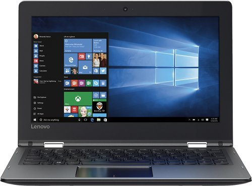 Lenovo - Flex 4 1130 2-in-1 80U30001US 11.6