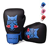 Liberlupus Kids Boxing Gloves, Boxing Gloves for