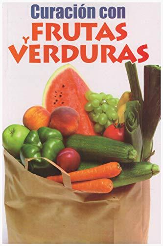 Libro : Curacion con Frutas y Verduras (RTM Ediciones)  -...