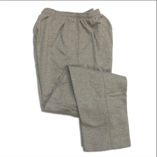 Pro Club Fleece Sweatpants 9.0oz 60/40 Medium H/Grey