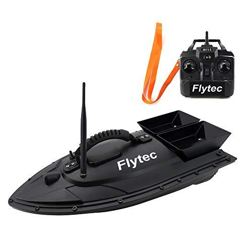 Goolsky Flytec 2011-5 RC Boat Fish Finder 1.5kg Loading Remote Control Fishing Bait Boat KIT Version DIY Boat
