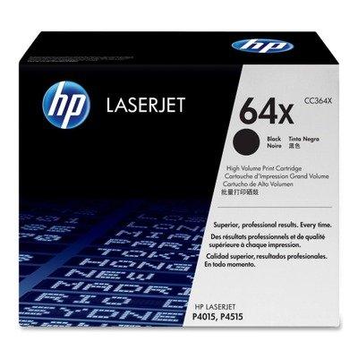(CC364X 64X Genuine HP Black High Yield Toner Cartridge For LaserJet P4015 P4515 - 24,00 Pages)