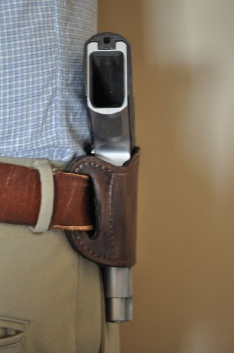 Pro-Tech Outdoors Brown Leather Beltslide Gun Holster for S&W M&P 45, Sigma Series by Pro-Tech Outdoors (Image #5)