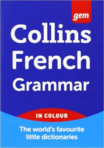 Lire Collins GEM French Grammar pdf
