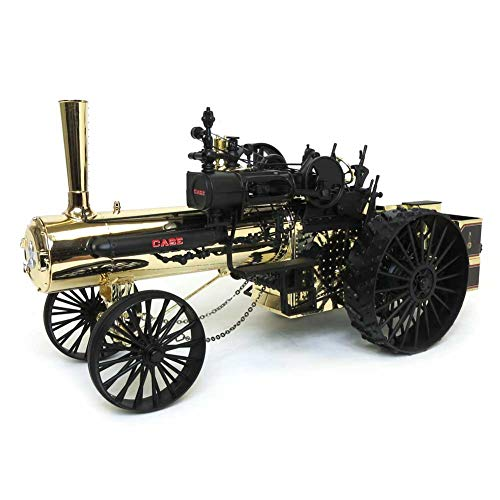 Chase Gold Chrome- 1/16 Collector Edition 175th Anniversary Case 65 HP Steam Engine