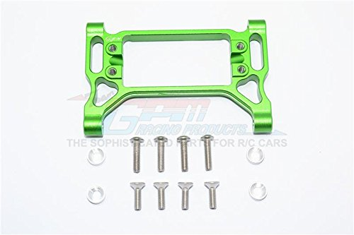 Traxxas TRX-4 Trail Defender Crawler Upgrade Parts Aluminum Front Servo Mount - 1 Set (Servo Mount Set)
