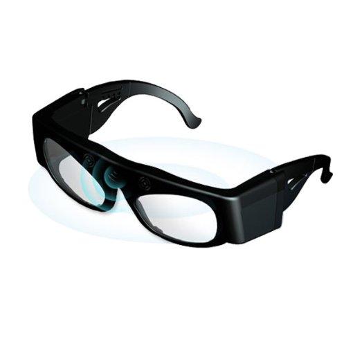 iGlasses Ultrasonic Mobility Aid- Clear Lens by Ambutech