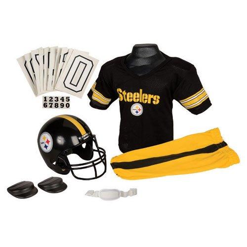 Nfl Steelers Childs Helmet and Uniform S...