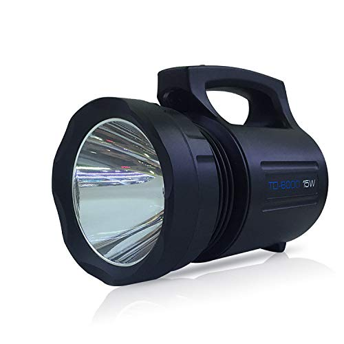 TYXZLF LED Fishing Light Glare Rechargeable Searchlight for Camping Sports Adventure Fishing by TYXZLF (Image #4)